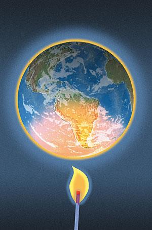 La temperatura global podría aumentar mas de lo que se pensaba hasta ahora