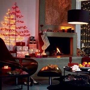 Tus decoraciones de navidad de oriente a occidente - Decoracion en navidad para la casa ...