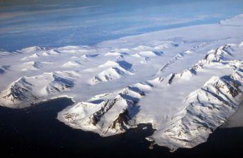 Deshielo de glaciares causado por el cambio climático
