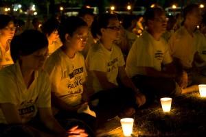 Habrá vigilias en recuerdo de los que han muerto en manos de el régimen chino