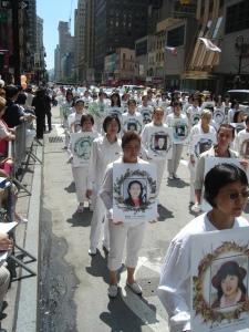Miles de practicantes de Falun Gong víctimas del Partido comunista chino