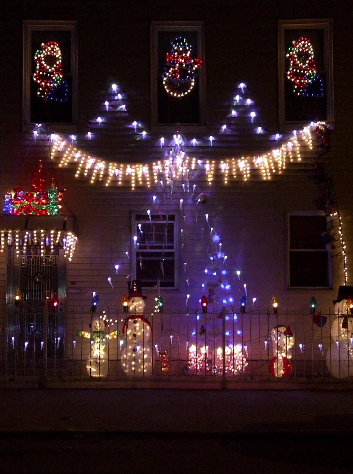 Mas decoraciones de navidad en nueva york de oriente a occidente - Decoraciones para navidad ...