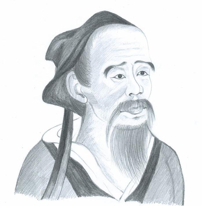 Hua Tuo, pionero de la cirugía china. (Yeuan Fang/ Epoch Times)